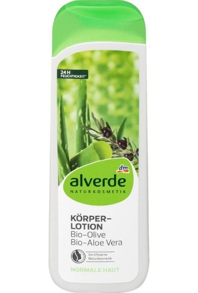 Alverde Vegan Nemlendirici Zeytin Ve Aloe Vera Losyon 250 ml