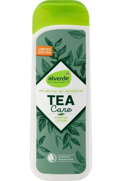 Alverde Vegan Nemlendirici Organik Çay Özlü Losyon 250 ml