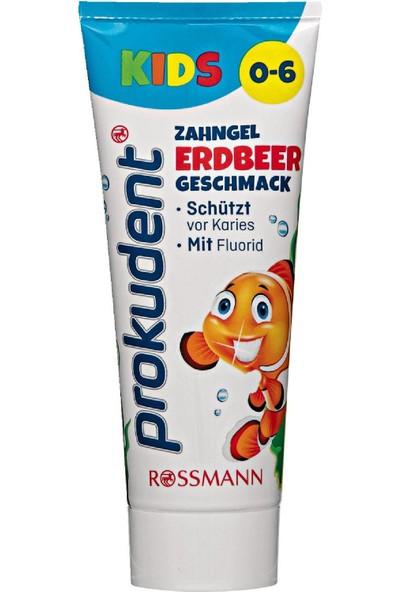 Prokudent Kids 0-6 Yaş Çürüklere Karşı Güçlü Koruma Diş Macunu 75 ml