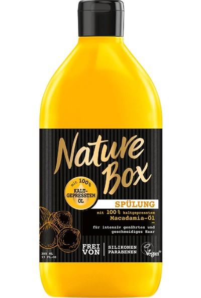 Schwarzkopf Nature Box Vegan Yaban Fındığı Yağlı Kremi 385 ml
