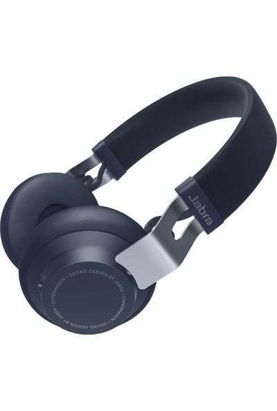 Jabra Move Style Edition Kulaküstü Bluetooth Kulaklık Navy Mavi