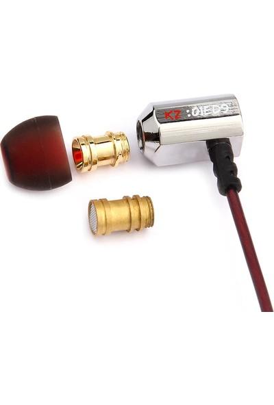 Kz Ed9 Farklı Ses Modu Başlıklı Yüksek Bass Hi-Fi Ses Mikrofonlu Kulaklık