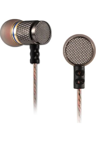 Kz Edr1 Mega Bass Hi-Fi Ses Mikrofonlu Kulakiçi Kulaklık