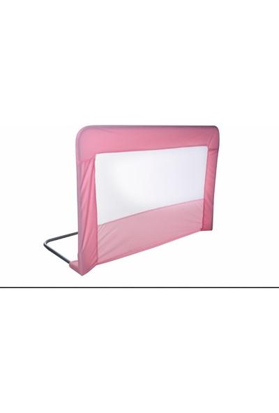 Li̇labebe Bebek Yatak Korkuluğu Pembe Renk 100 x 65 x 40 cm