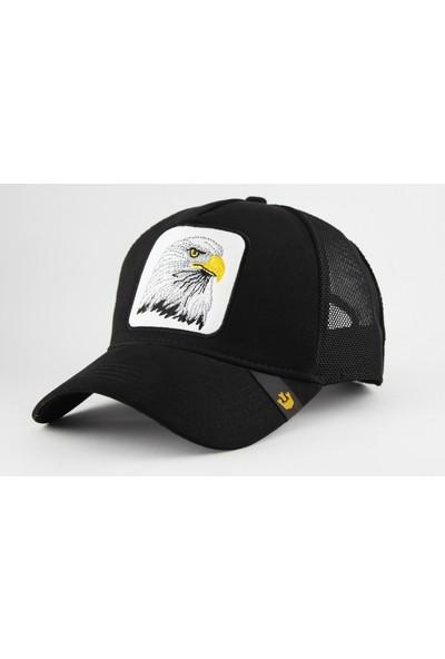 Goorin Kartal Desenli Şapka