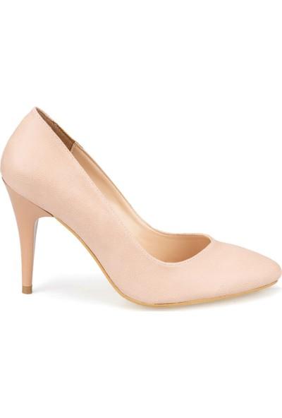 Polaris 91.307263Nz Pudra Kadın Gova Ayakkabı