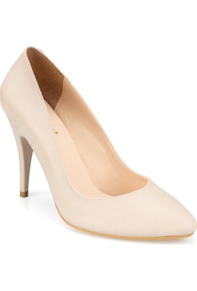 Polaris 91.307263Nz Bej Kadın Gova Ayakkabı