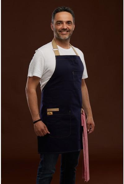 Arda'Nın Mutfağı Şef Önlüğü Lacivert