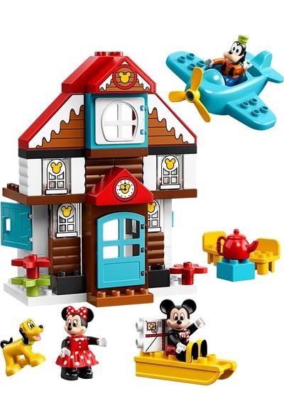 LEGO DUPLO 10889 Mickey'nin Tatil Evi