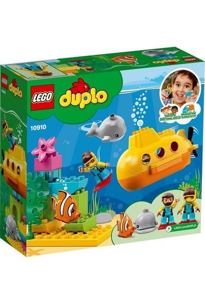 LEGO DUPLO 10910 Denizaltı Macerası