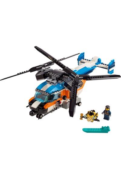 LEGO Creator 31096 Çift Pervaneli Helikopter