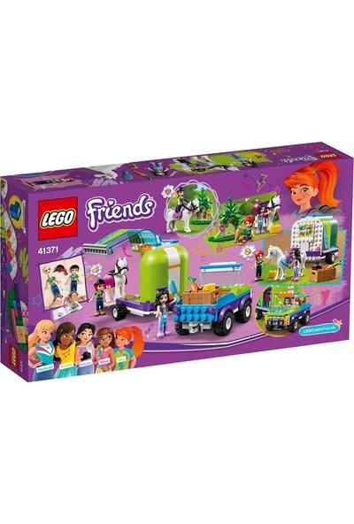 LEGO Friends 41371 Mia'nın At Römorku