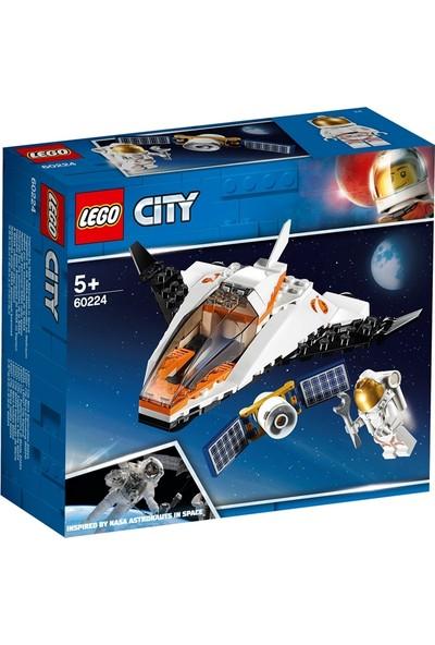 LEGO City 60224 Uydu Servis Aracı