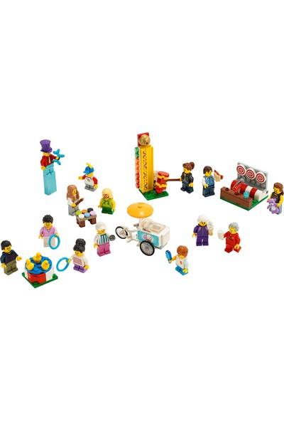 LEGO City 60234 İnsan Paketi - Lunapark
