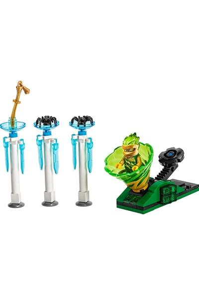 LEGO Ninjago 70681 Spinjitzu Çarpışması - Lloyd