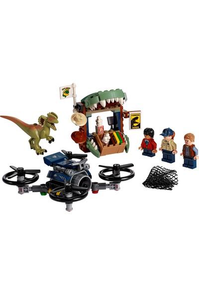 LEGO Jurassic World 75934 Dilophosaurus Kaçıyor