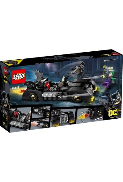 LEGO Super Heroes 76119 Batmobile™: Joker™ Takibi