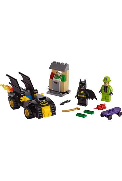 LEGO Super Heroes 76137 Batman™, Riddler™ Soygununa Karşı