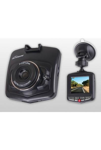 AutoWare Araç İçi 2.28'' DVR Video Kamera Oto Yol Kayıt Kamerası