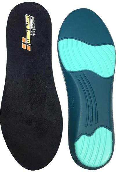 Pegai Ultra Foam Ayağınızın Şeklini Alan Akıllı Memory Foam Tabanlık