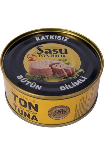Sasu Ton Ayçi̇çekyağli 3x 80 gr