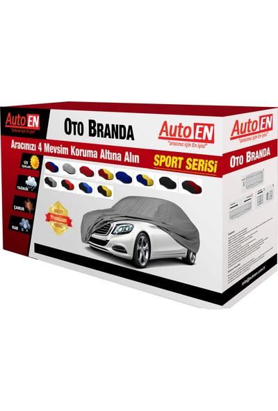 Autoen Sport Fiat Egea Sedan Oto Brandası Araba Çadırı