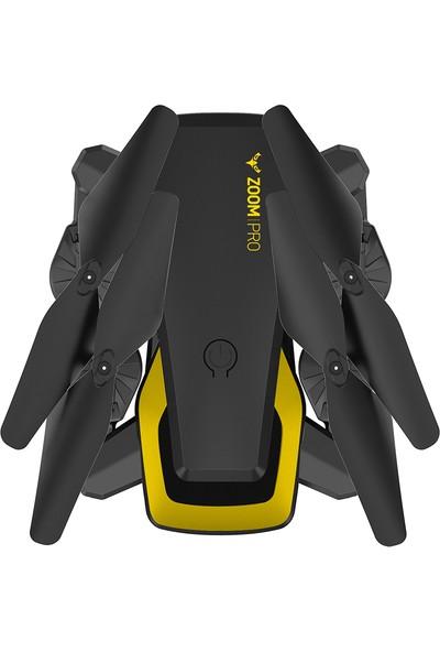 Corby CX007 Zoom Pro Smart Kameralı Drone + Yedek Batarya Hediyeli