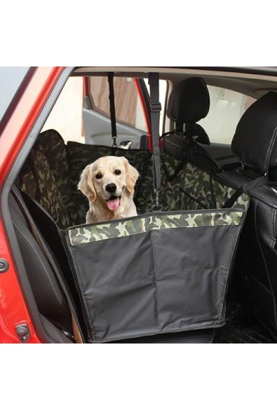 TP Camping Araç Arka Koltuk Sıvı Geçirmez Köpek Örtüsü