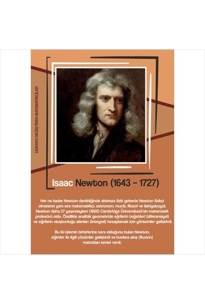 Okulposteri Newton Matemati̇k Sokaği 100 x 150 cm