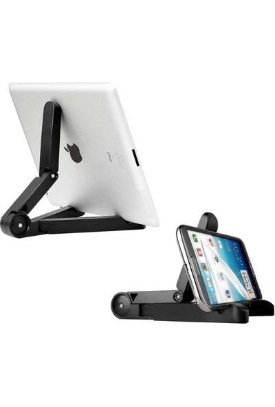 Appa 3 Ayak Katlanabi̇li̇r Tablet Tutucu Stand SRF-062