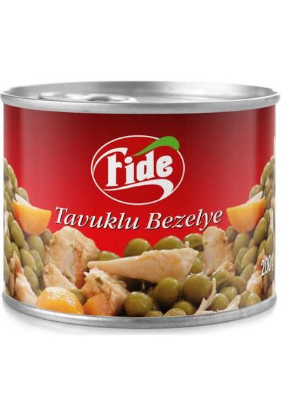 Fide Tavuklu Bezelye 200 gr / 24 Adet