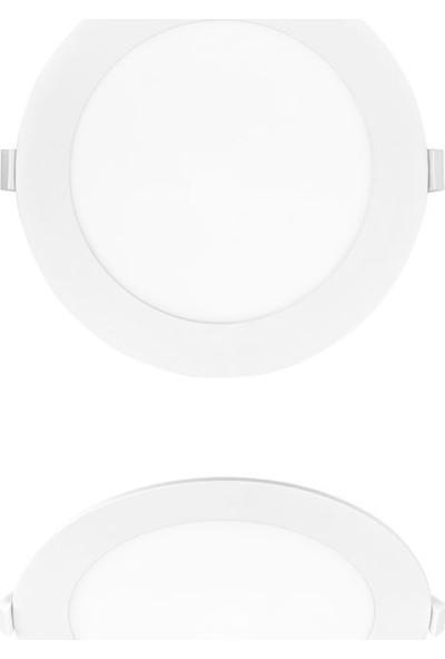 Panasonic 15W LED Panel Spot Sıva Altı Armatür
