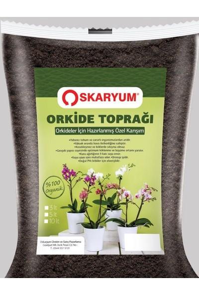 Oskaryum Orkide Toprağı 10 lt