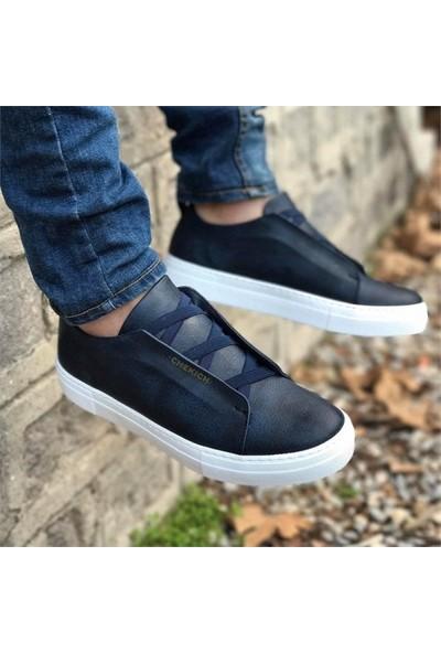 Erbilden Ch013 İpk Bt Erkek Ayakkabı Lacivert