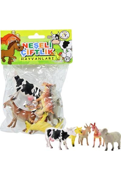 Onyıl Hediyelik 8'li Çiftlik Hayvanları