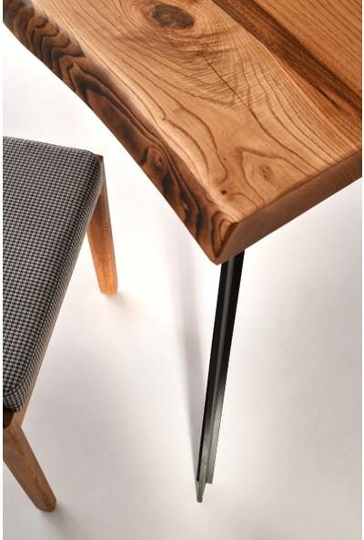 August Mutfak Masası Grace Light Sandalye Takımı