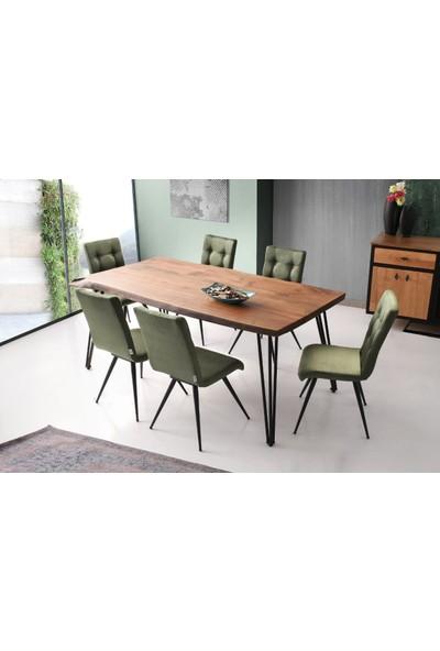 Timber Yemek Odası Takımı