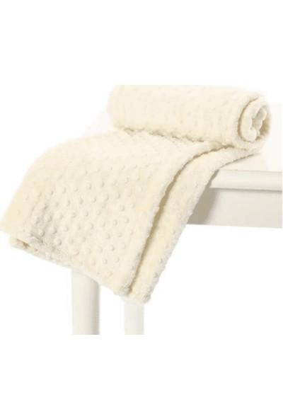 Özdilek Battaniye Çift Kişilik Tomurcuk Kemik