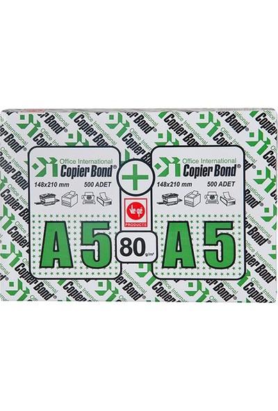 Copier Bond A5 Fotokopi Kağıdı 80 Gr 1000'li