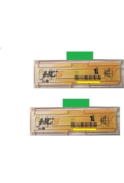 Çarşı Pazar Hgs Kabı (Yeni Etikete Göre 10,25 Cm) 2 Adet