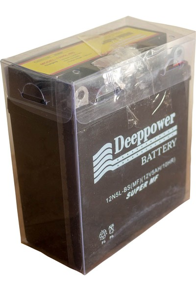Deep Power 12V5Ah Motosiklet Aküsü