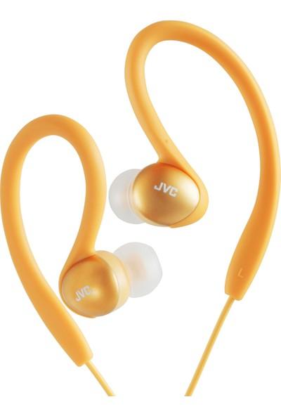Jvc HAE-BX5DNK Kulak İçi Spor Tipi Sarı Renk Kulaklık