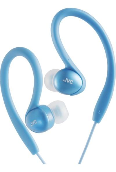 Jvc HAE-BX5ANK Kulak İçi Spor Tipi Mavi Renk Kulaklık