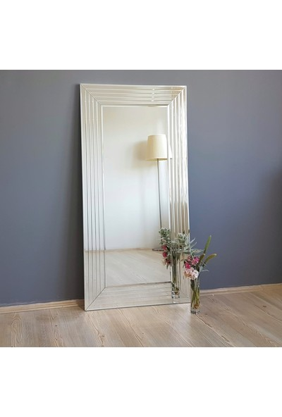 Neostill-Dekoratif Duvar Salon Ofis Boy Ayna 65X130CM A305-D
