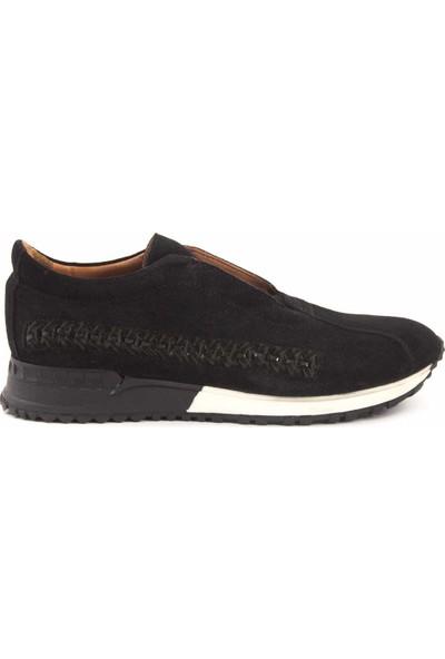 Kemal Tanca Deri Erkek Sneaker 9812