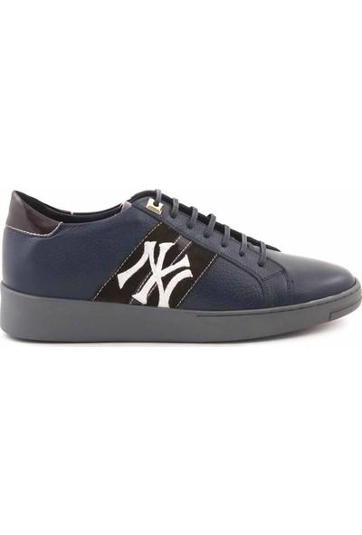 Kemal Tanca Deri Erkek Sneaker 9834