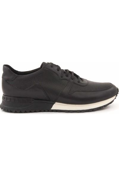 Kemal Tanca Deri Erkek Sneaker 9848