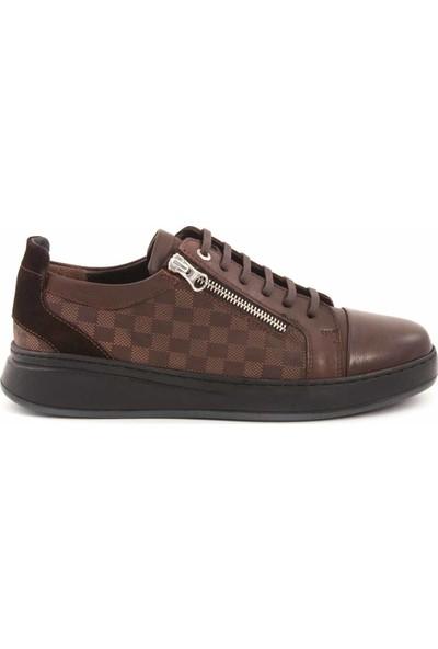 Kemal Tanca Deri Erkek Sneaker 0023