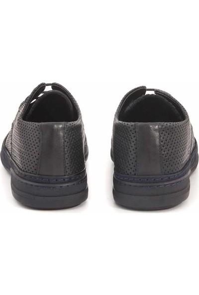 Mocassini Deri Erkek Günlük Ayakkabı 1556