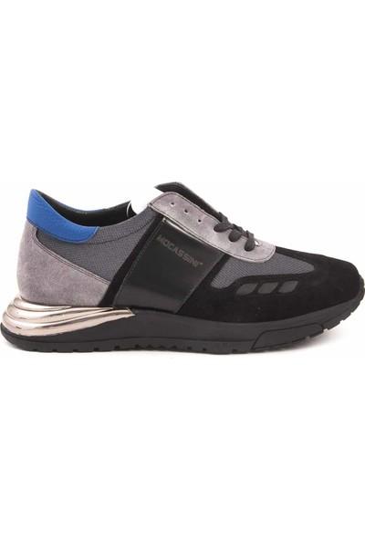 Mocassini Deri Erkek Sneaker 3689